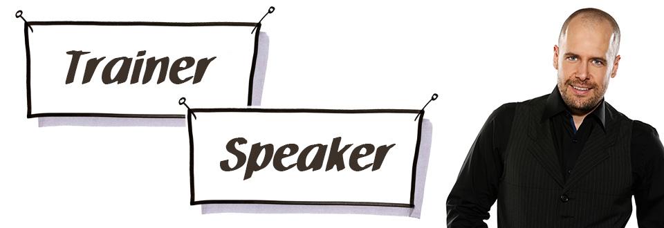 Sebastian Mauritz – Trainer und Speaker
